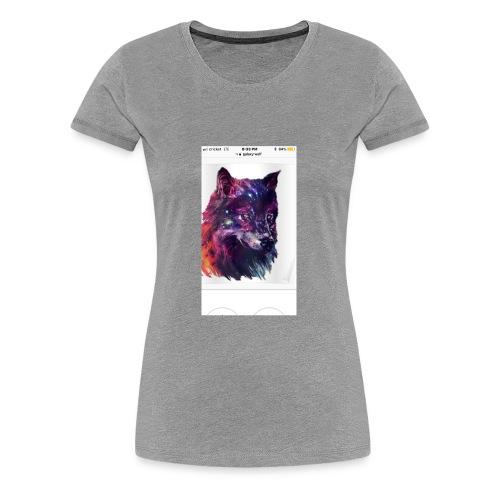 41561E09 3DE3 4614 9C48 4BCDC335DDC3 - Women's Premium T-Shirt