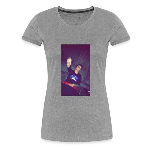 Chilling - Women's Premium T-Shirt