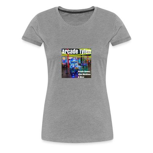 Arcade Tylen Merch Design - Women's Premium T-Shirt