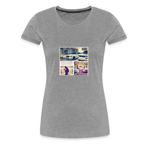IMG 20160731 WA0641 - Women's Premium T-Shirt