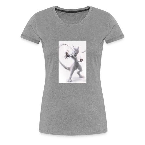 Charzizard, metwo,sandsrew - Women's Premium T-Shirt