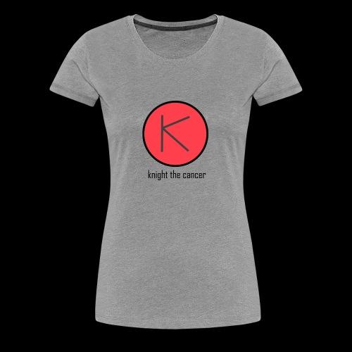 Red K - Women's Premium T-Shirt
