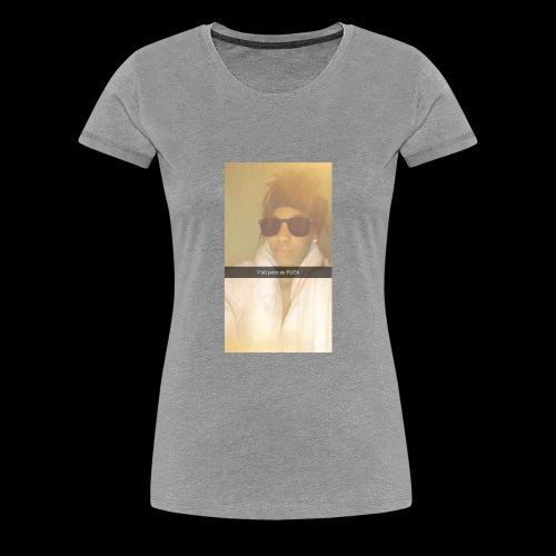 Y'all poor as FUCK - Women's Premium T-Shirt