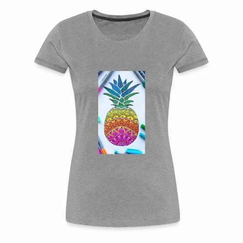 Kainat's outlet - Women's Premium T-Shirt
