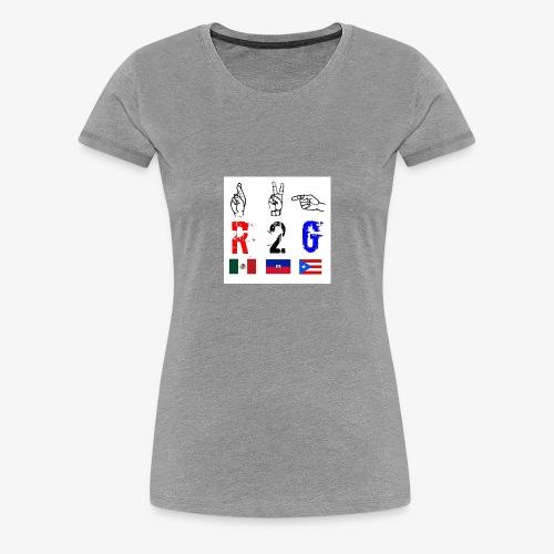 A7EEC35A 4227 48EE A4B6 B48BD969E92C - Women's Premium T-Shirt