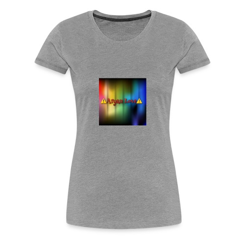 A66E8163 6F75 423B 848D 0701695A8478 - Women's Premium T-Shirt