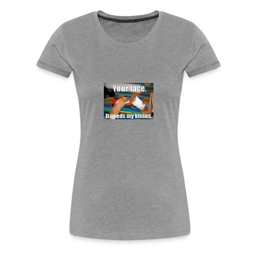 UDSYFIOwehipgwaepfihweihuaegwiaweiupfg - Women's Premium T-Shirt