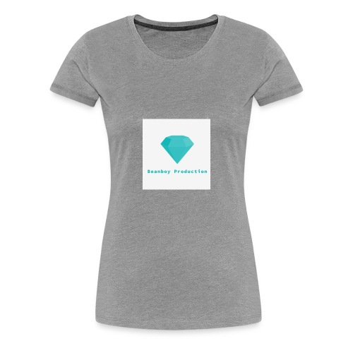 Beanboy production - Women's Premium T-Shirt