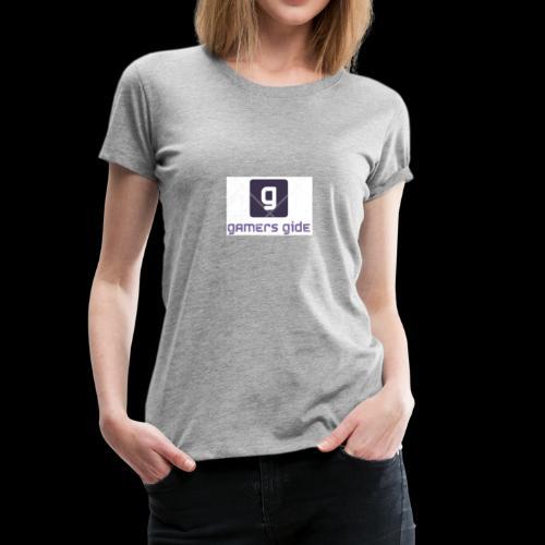 6B8A98FA BD3F 426F 9951 2921F5D57771 - Women's Premium T-Shirt