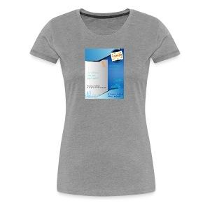 saiyan flyer - Women's Premium T-Shirt