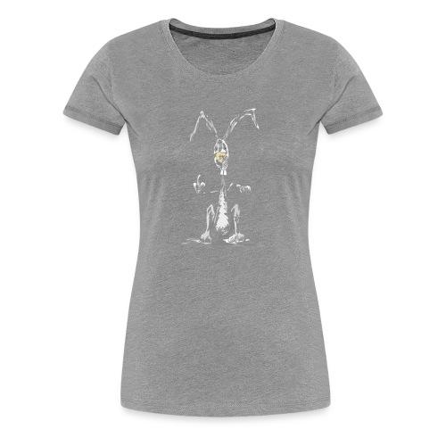 Wretched Rabbit - Women's Premium T-Shirt