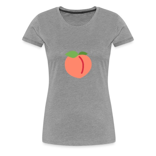 PEACH - Women's Premium T-Shirt