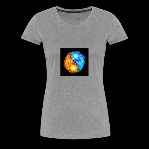 Yinyang - Women's Premium T-Shirt