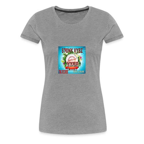 Summer vybz merch - Women's Premium T-Shirt