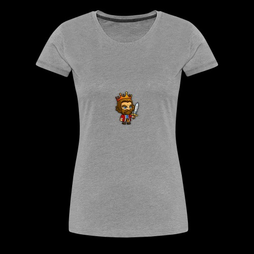 King Merch - Women's Premium T-Shirt