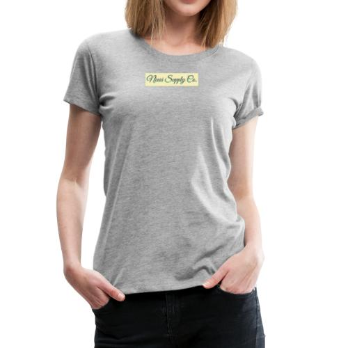Nixoi Supply - Women's Premium T-Shirt
