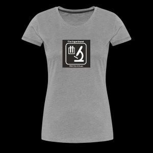 The Experiment Logo - Women's Premium T-Shirt