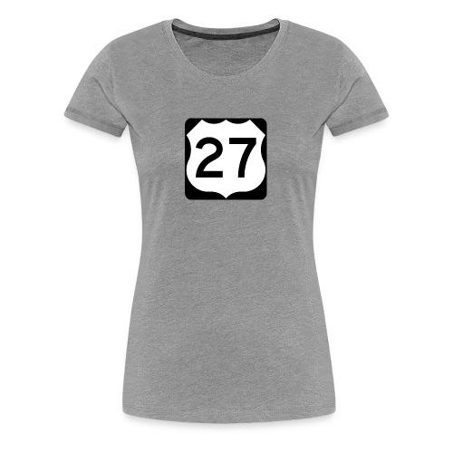 27 Mathew vlogs - Women's Premium T-Shirt