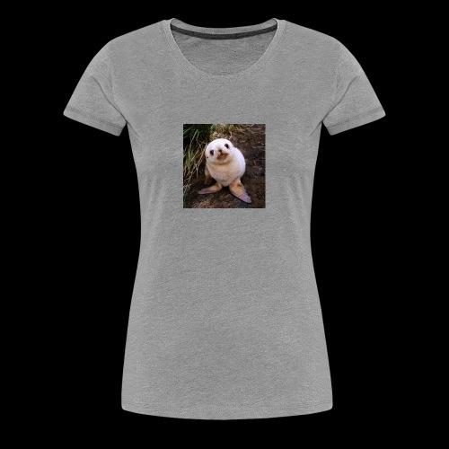 seal - Women's Premium T-Shirt