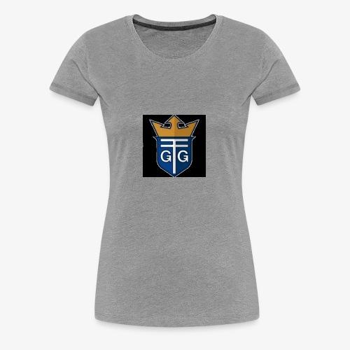 Rain Productions Nation - Women's Premium T-Shirt