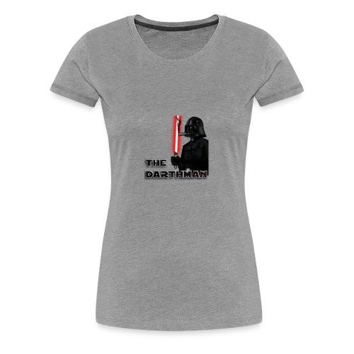 darthman avatar no bg 2 - Women's Premium T-Shirt