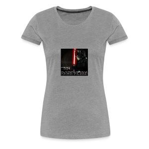 darthman avatar bg 2 - Women's Premium T-Shirt