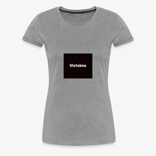 VICTXIMS - Women's Premium T-Shirt