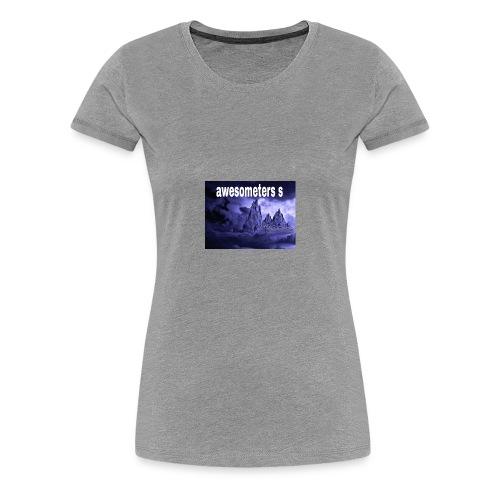 Awesometers - Women's Premium T-Shirt