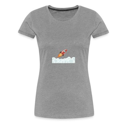 Rocket T-shirt - Women's Premium T-Shirt