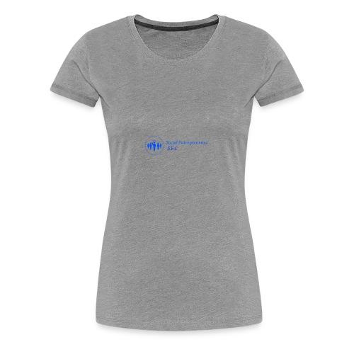 Social E - Women's Premium T-Shirt