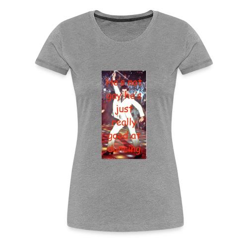 john final - Women's Premium T-Shirt