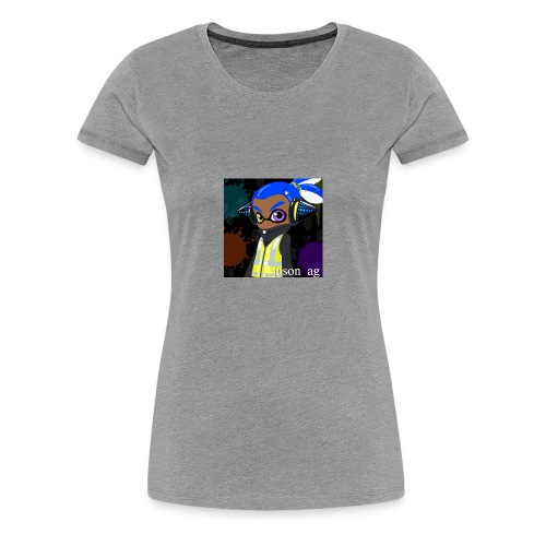 agent 9 jason - Women's Premium T-Shirt