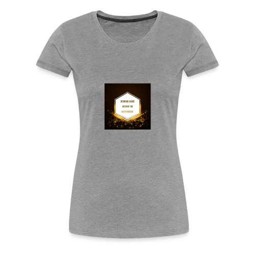 CTD1042018195859 - Women's Premium T-Shirt
