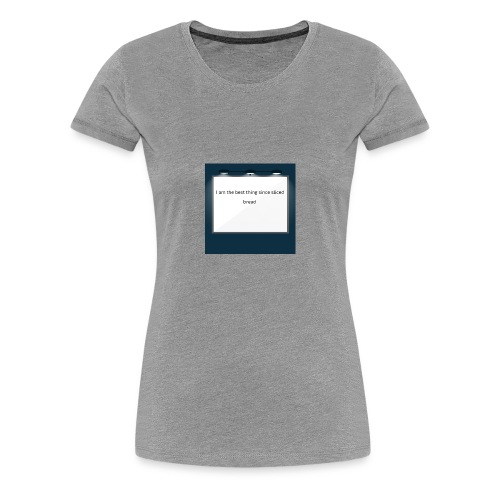 Best - Women's Premium T-Shirt