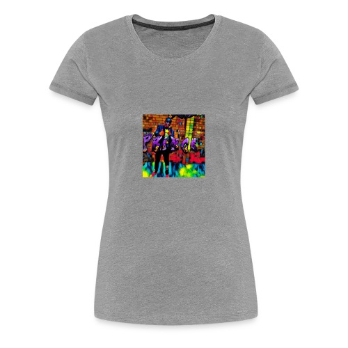 Prince jelly zone - Women's Premium T-Shirt