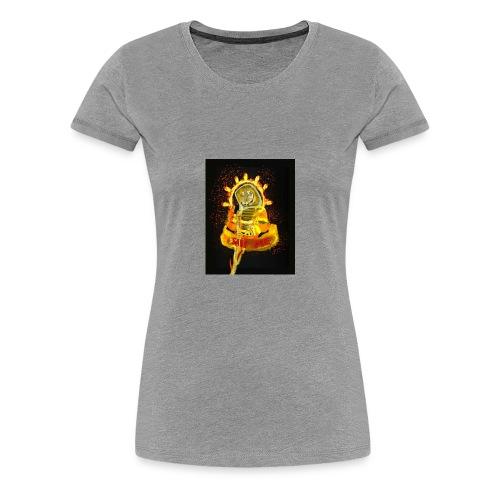 Save The Tiger - Women's Premium T-Shirt