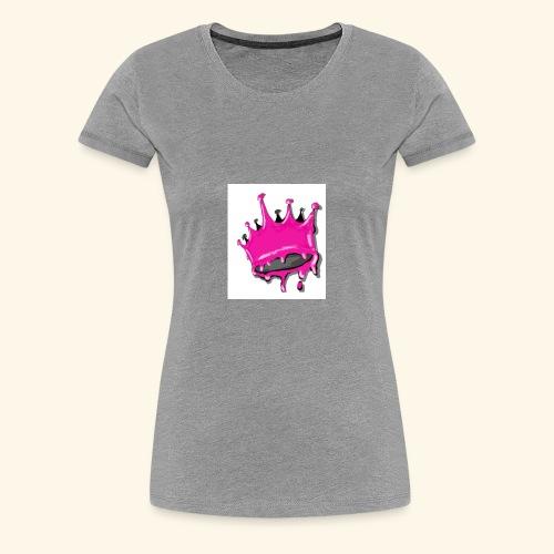 QUEENSETAPART! - Women's Premium T-Shirt