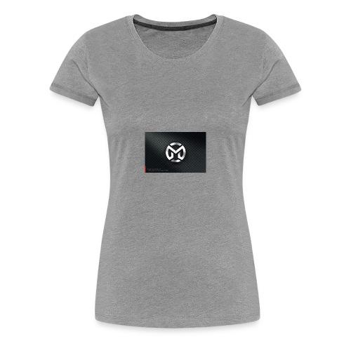 M logo - Women's Premium T-Shirt