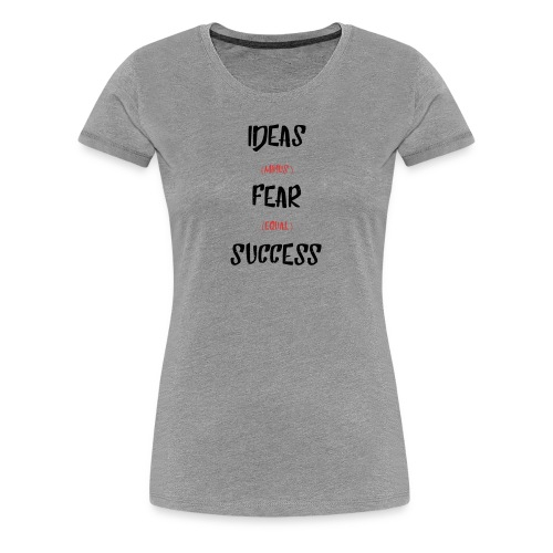 Our Success Formula - Women's Premium T-Shirt