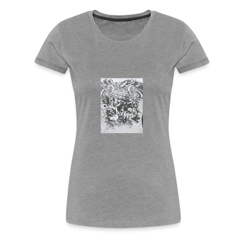 Stylish T shirt - Women's Premium T-Shirt