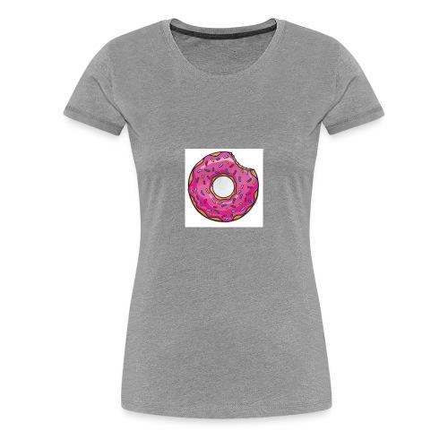 dougnut - Women's Premium T-Shirt