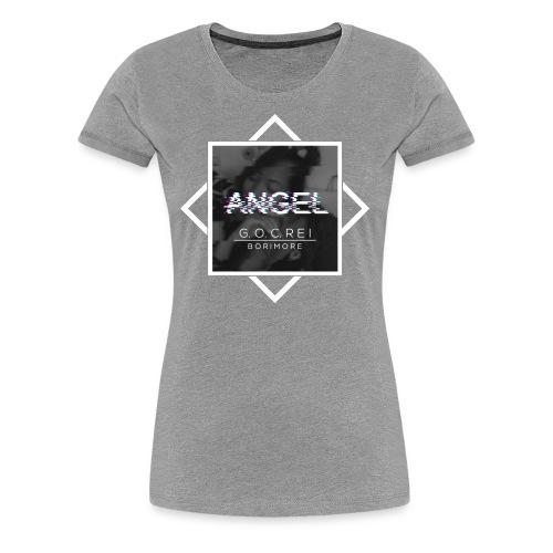 ANGEL Album by GOC REI & Borimore - Women's Premium T-Shirt