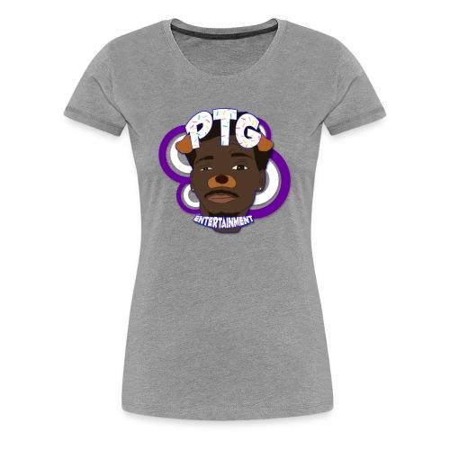 PTG Entertainment Logo - Women's Premium T-Shirt