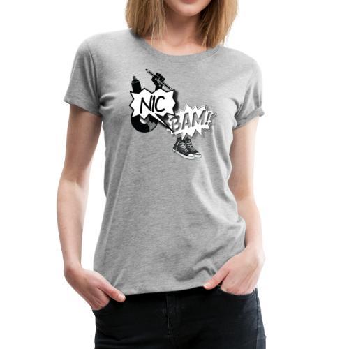 Four Elements - Women's Premium T-Shirt