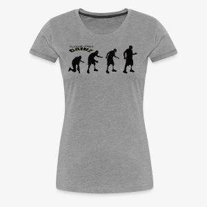 paleo logo - Women's Premium T-Shirt