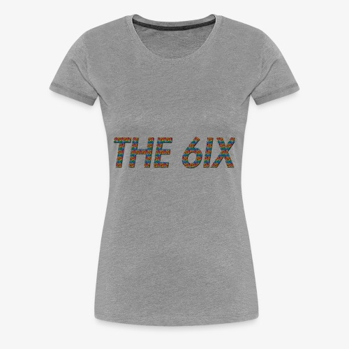 THE 6 - Women's Premium T-Shirt