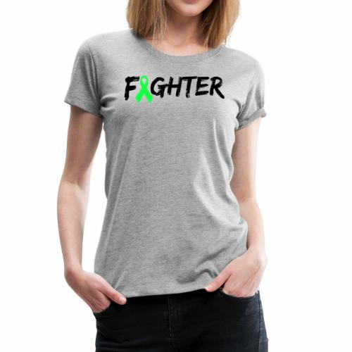 Lyme Fighter - Women's Premium T-Shirt