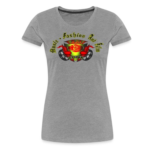 QUEST4LIFE'S M-FAF APPAREL - Women's Premium T-Shirt