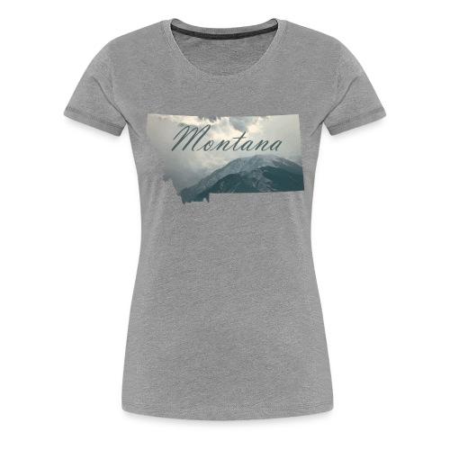 Redlodge, Montana - Women's Premium T-Shirt