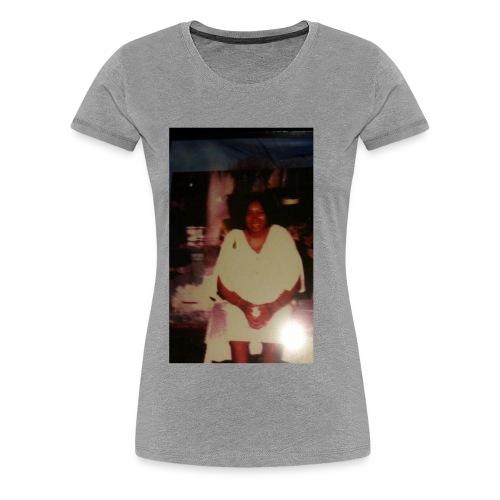 Grandma's picture - Women's Premium T-Shirt